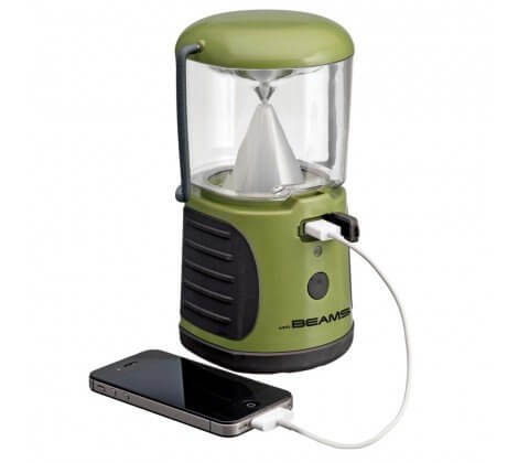 Ultra Bright Led Lantern  With USB Output  MB 470/480