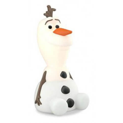 71768/08    Frozen Olaf  Philips SoftPal Portable light friend  Olaf white LED