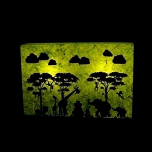 Forest Mania Wall Lamp