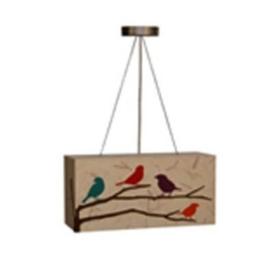 Love Birds Suspension