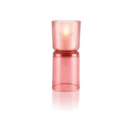 Philips 50045 0.2-Watt LED Candle Light (Pink)