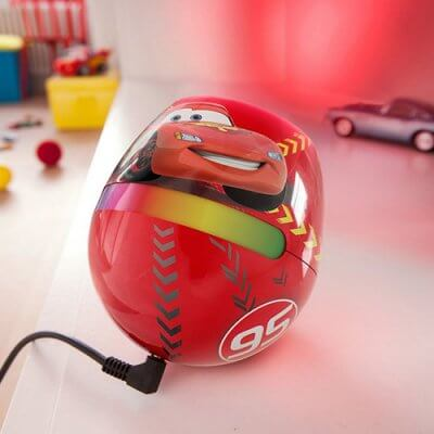 71704/32  Cars Philips Disney LivingColors Micro Cars (64 Colors, 50 Lumen)