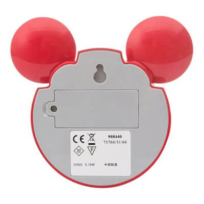 71766/31 Sensor night light  Minnie red LED