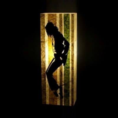 Moon Dance Wall Lamp