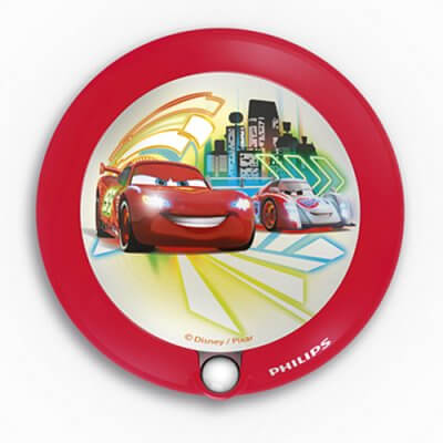 71765/32  Disney Sensor night light                  Cars, red, LED
