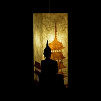 Divine Buddha Suspension