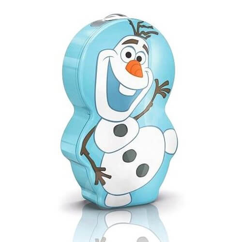 71767/08 Olaf Philips Disney Olaf  Flash light