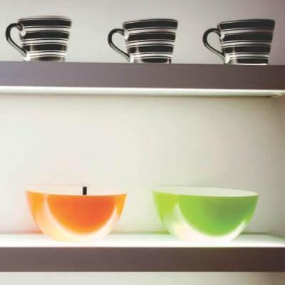 Decorative Shelf Lights Box Design 600 MM