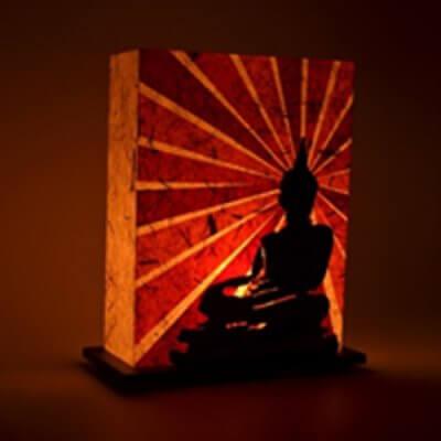 Sunrise Buddha