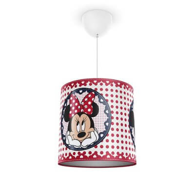 71752/31 Philips Disney Minnie Mouse Suspension Light